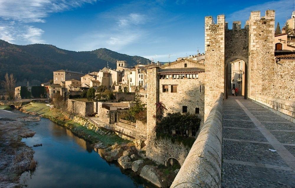 Gerone et Besalú visite guidée village médiéval