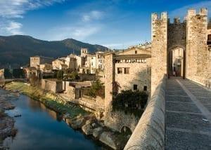 Girona & Besalú visite guidée