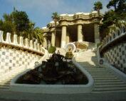 park Güell Barclona tour