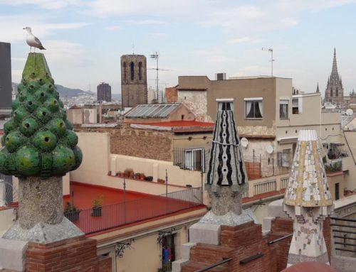 If I was a rich man (Gaudí&Güell)