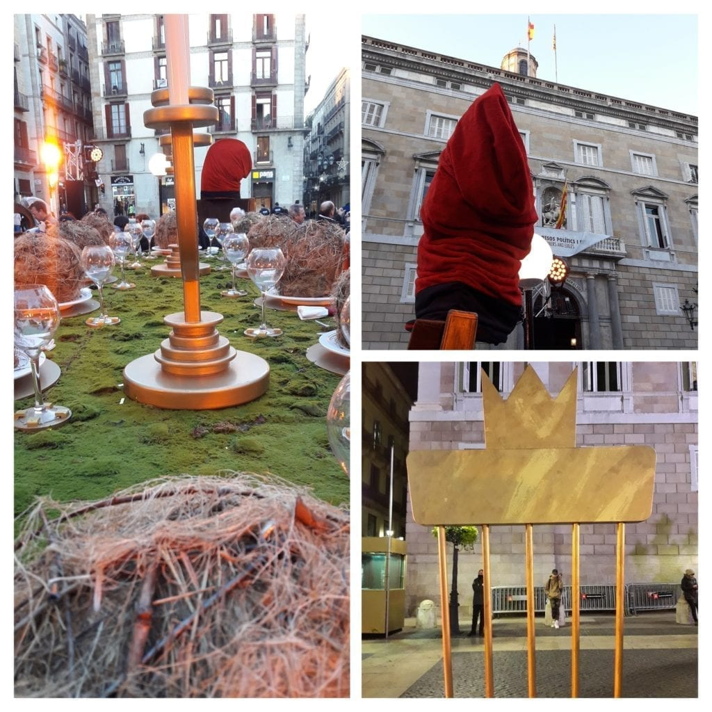 christmas in Barcelona and Catalonia- pessebre