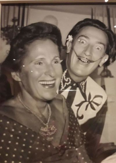 Dali et Gala Musée Dali à Figueres Barcelona