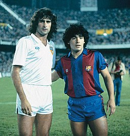 Maradona FC Barcelona