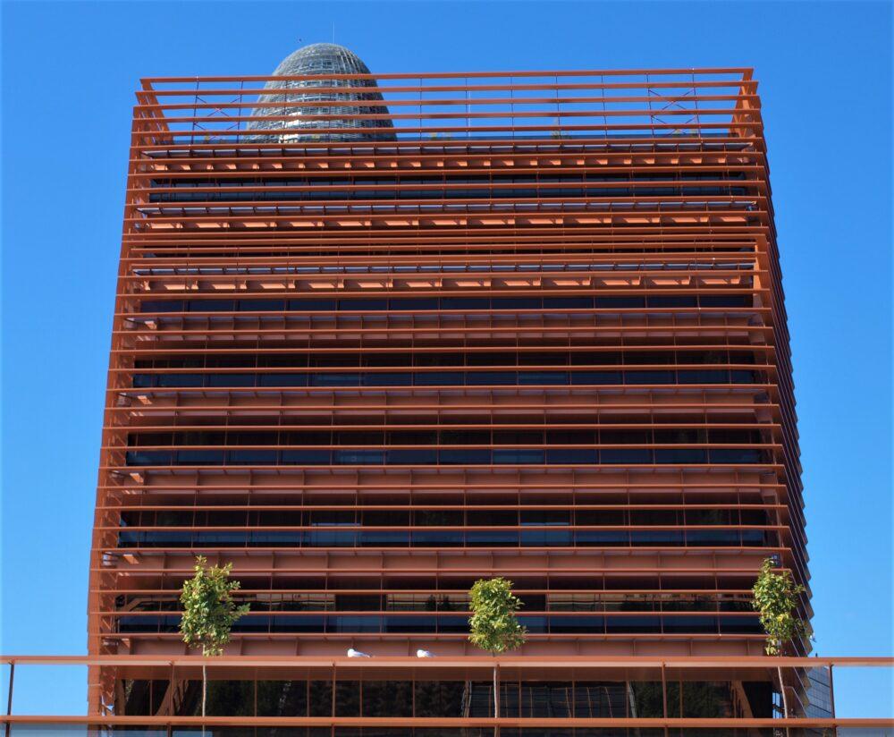 modern architecture 22@ Barcelona