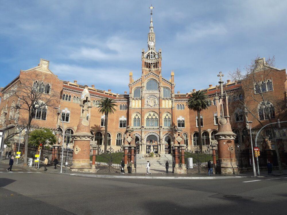 Hospital de Sant Pau visita guiada