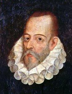 Miguel Cervantes Día Internacional del Libro