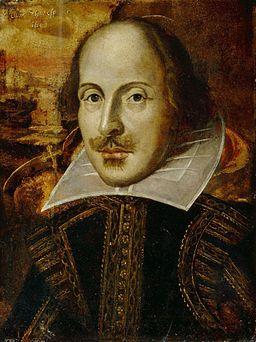 Portrait William_Shakespeare Día internacional del Libro