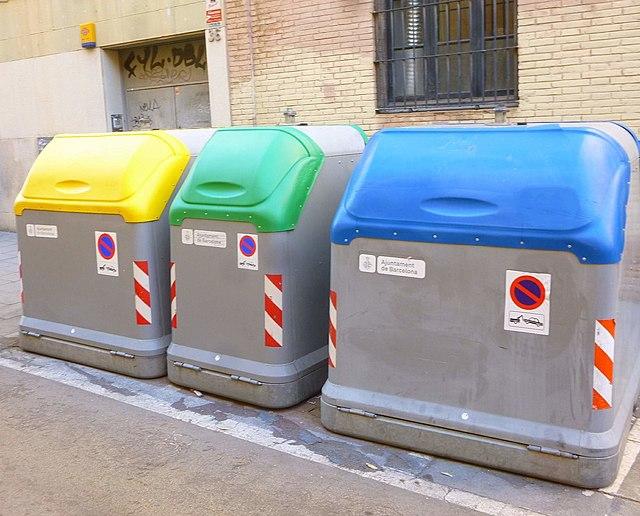 reciclar-en-Barcelona-contenedores