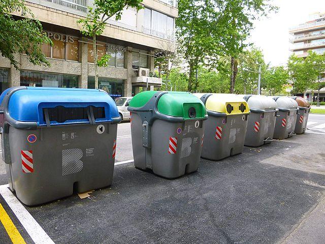 contenedores-para-reciclar-en-Barcelona
