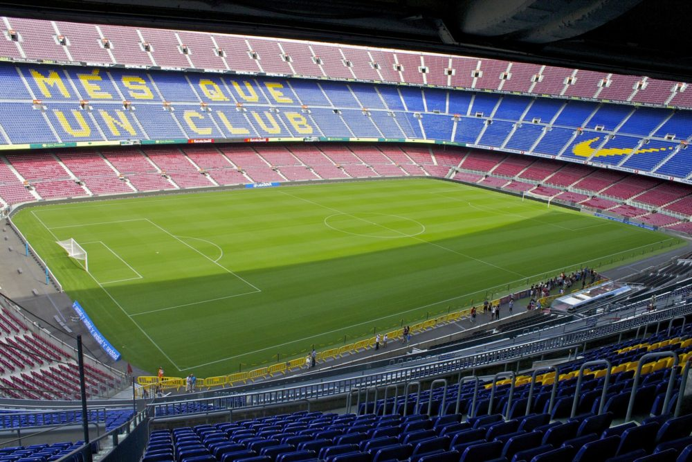 FCBarcelona Stadium Camp Nou