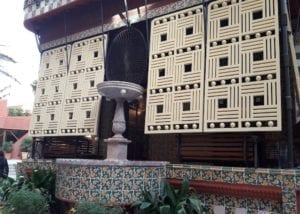 Casa Vicenç gaudi tou