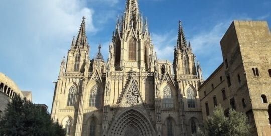 Cathedral Barcelona private tour