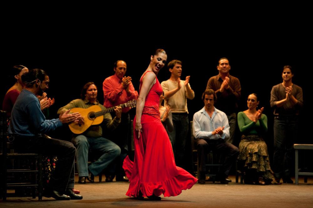 spectacle flamenco Barcelona tapas tour