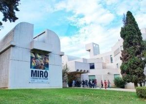 Barcelona's art museums tour