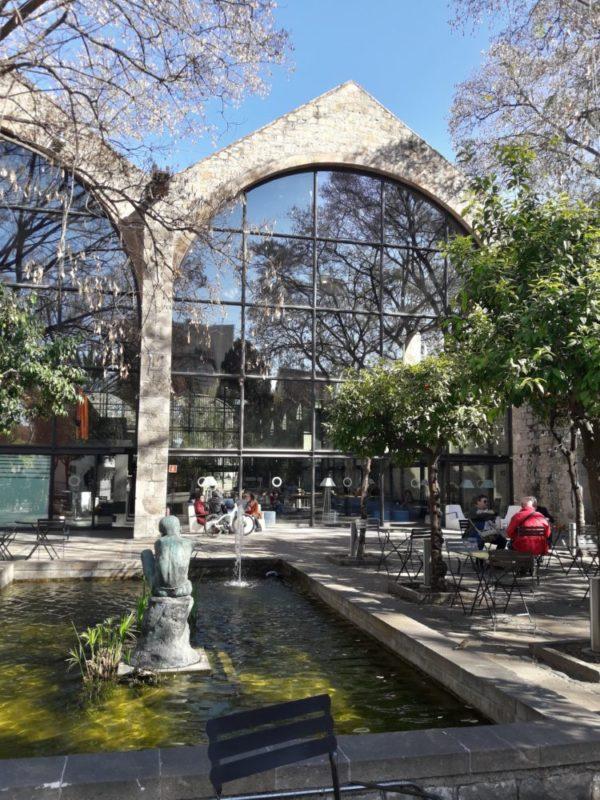 Musée Maritime barcelone enfants