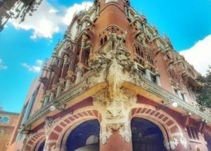 Barrio gotico walking tour
