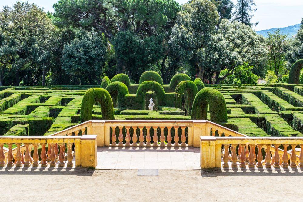 Laberynth Park Barcelona
