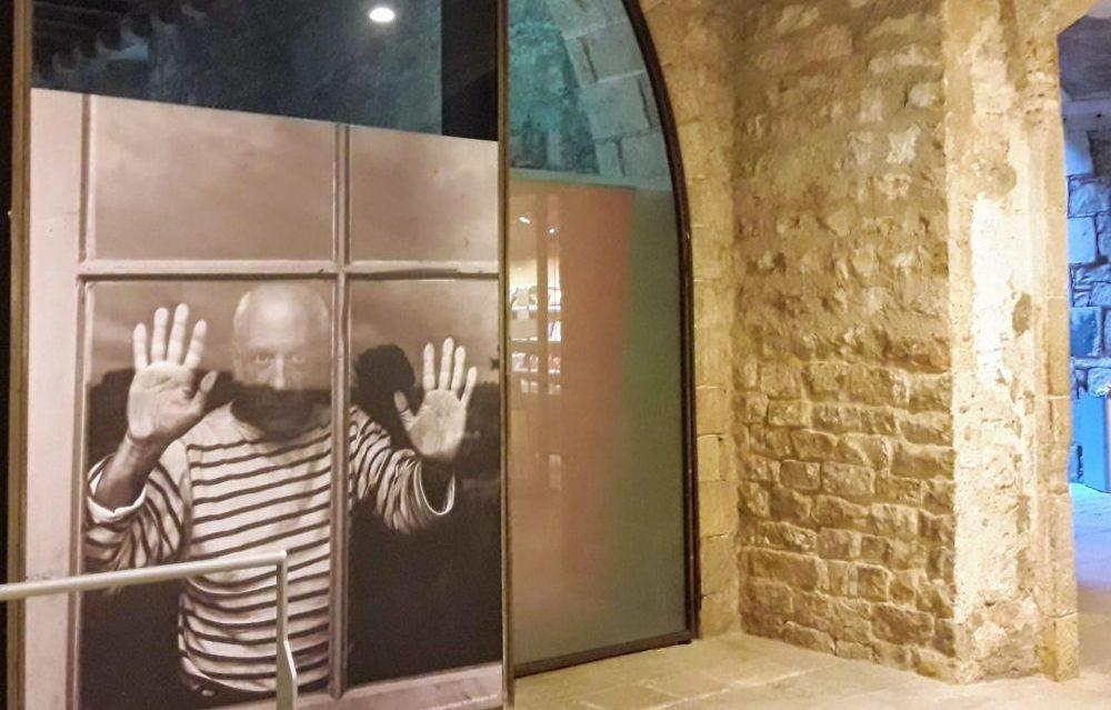 Barrio gótico y museo Picasso