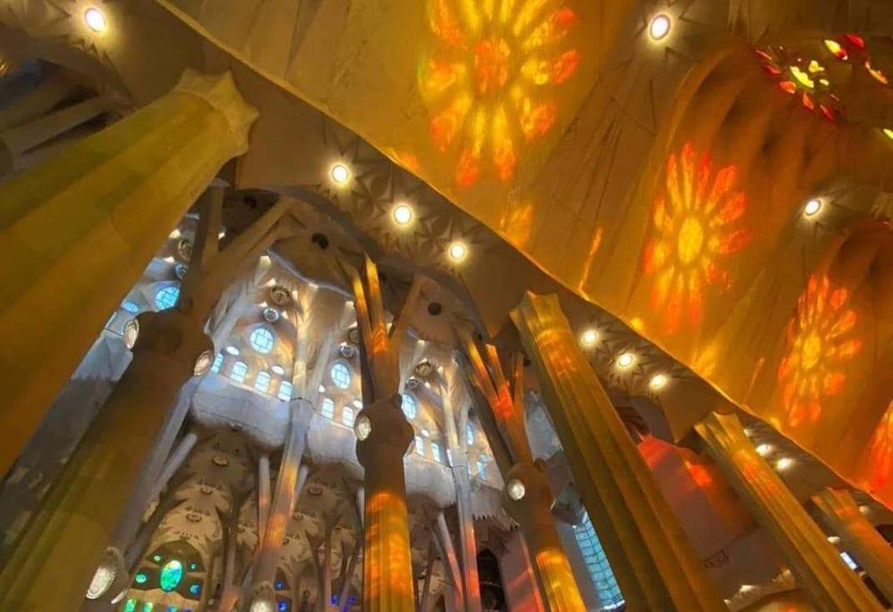 visite guidée Sagrada Familia