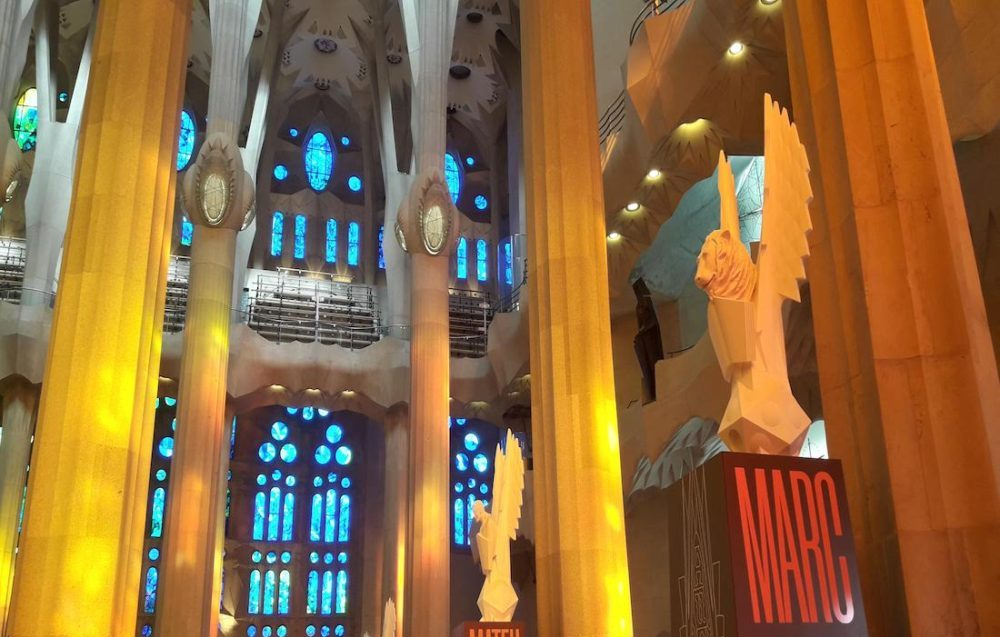 Gaudi's Masterpices Sagrada Familia private tour