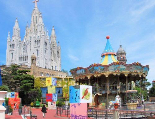 Mejores lugares de Barcelona con niños 2