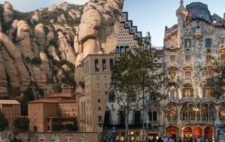 Montserrat & barcelona