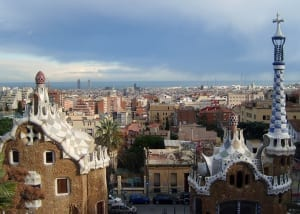 Barcelona in a day-Highlights private tour park Güell