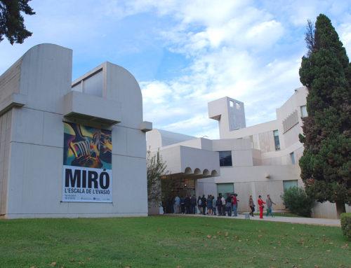 Museo Miró y Montjuïc