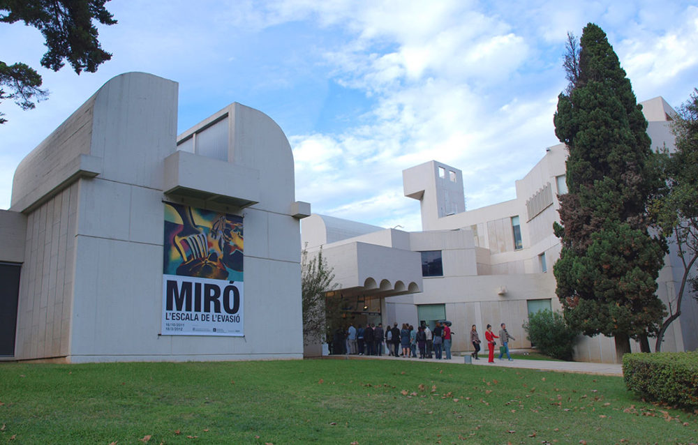 uphill we find art miro private tour