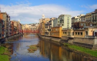 Girona and BEsalú
