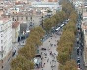 Rambla y Barrio gótico tour privado