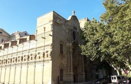 manresa cave of saint ignaitus of Loyola