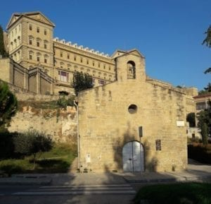 Cave Saint Ignatius Loyola