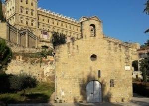 san Ignacio de Loyola visitas guiada