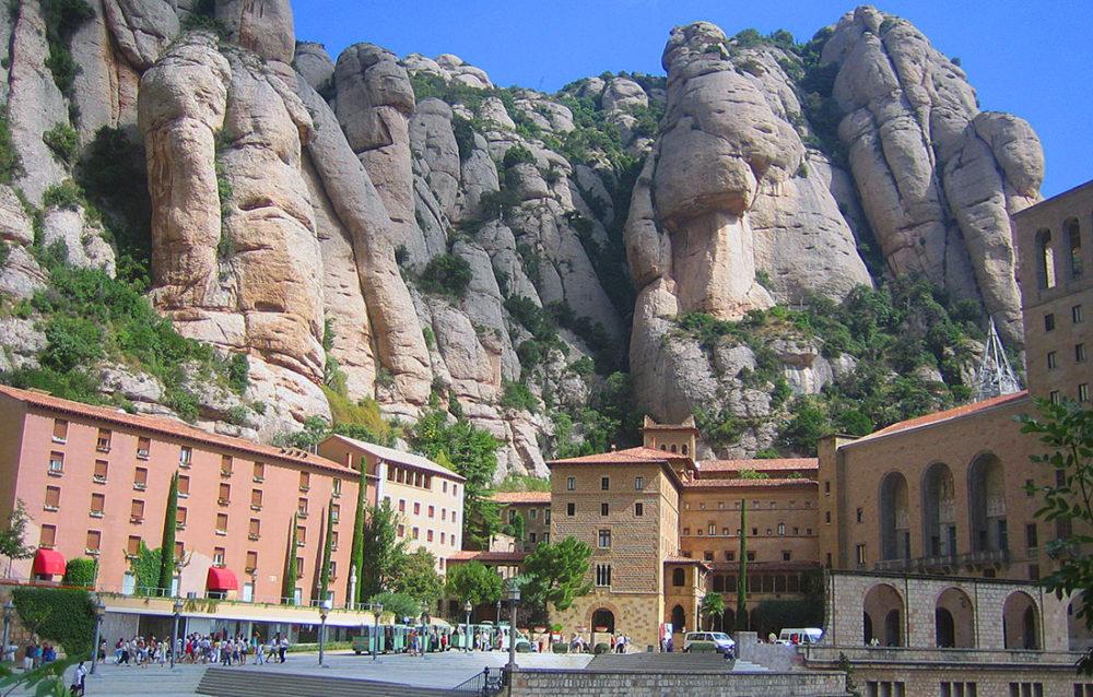 Montserrat excursión medio dia