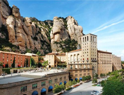Montserrat & St Ignatius of Loyola cave