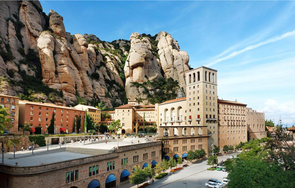 Montserrat & St Ignatius of Loyola cave private tour