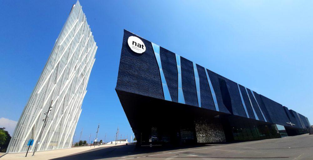 museu blau Barcelona kids