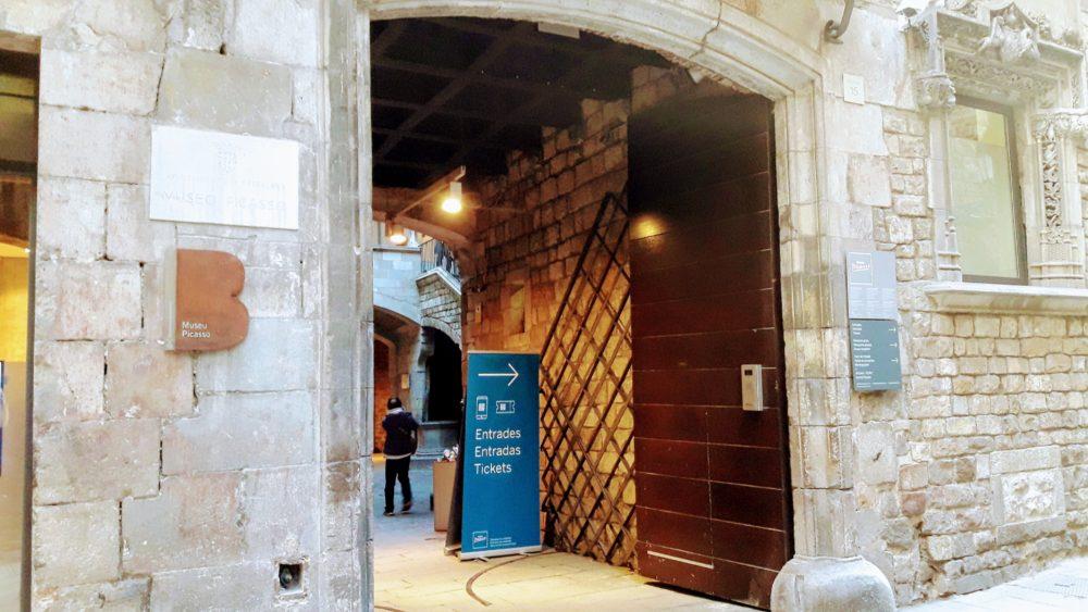 Gothic Quarter Picasso Museum private tour