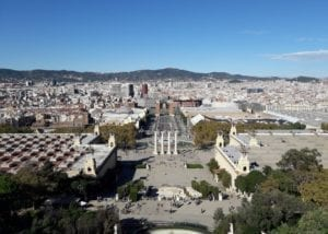 Miró and Montjuïc tour