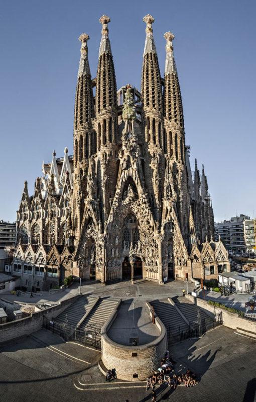 Altar Sagrada Familia private tour