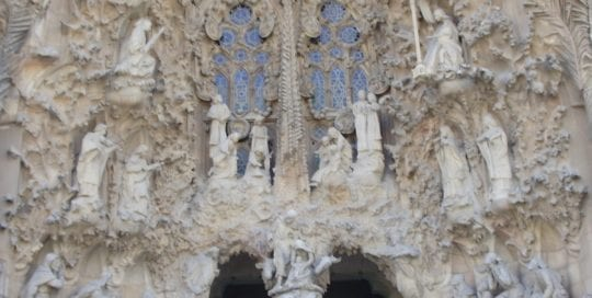 Shore excursion Sagrada Familia Private tour